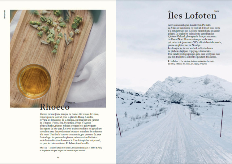 featured Mint magazine spring i - rhoeco_fineorganicgoods | ello