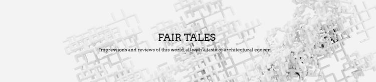 cover baby blog FAIR TALES - rendering - ekrstv | ello