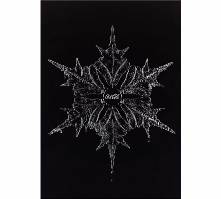 'Ice Cold' poster concept commi - sawdust   ello