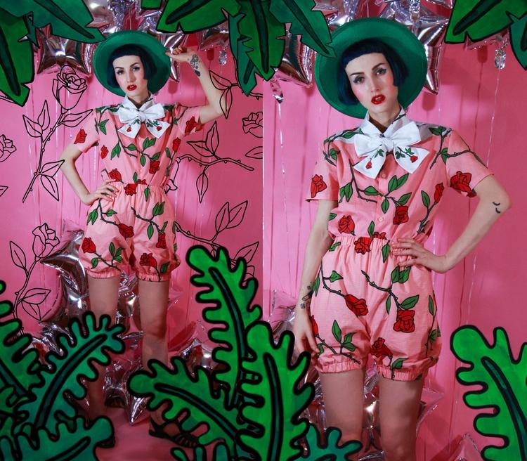 interview designer Stella Rose  - posturemag | ello