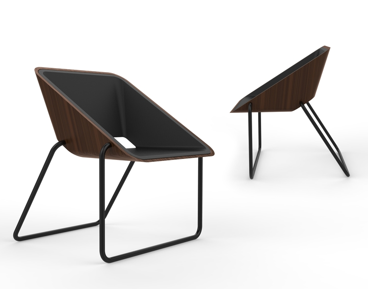 Reworking Lunar Lander lounge c - jamesowendesign | ello