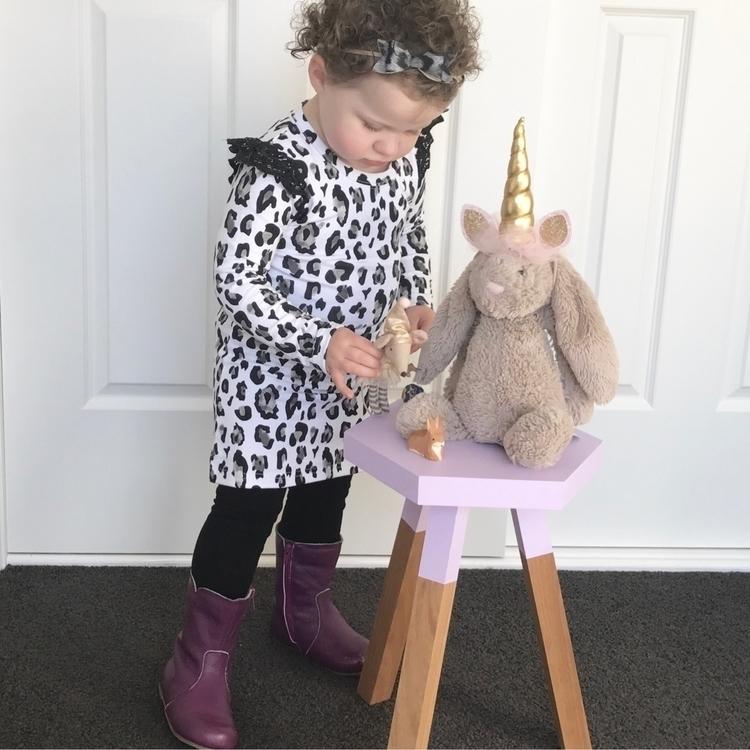 unicorns restocked, bunny likes - littlebowco | ello