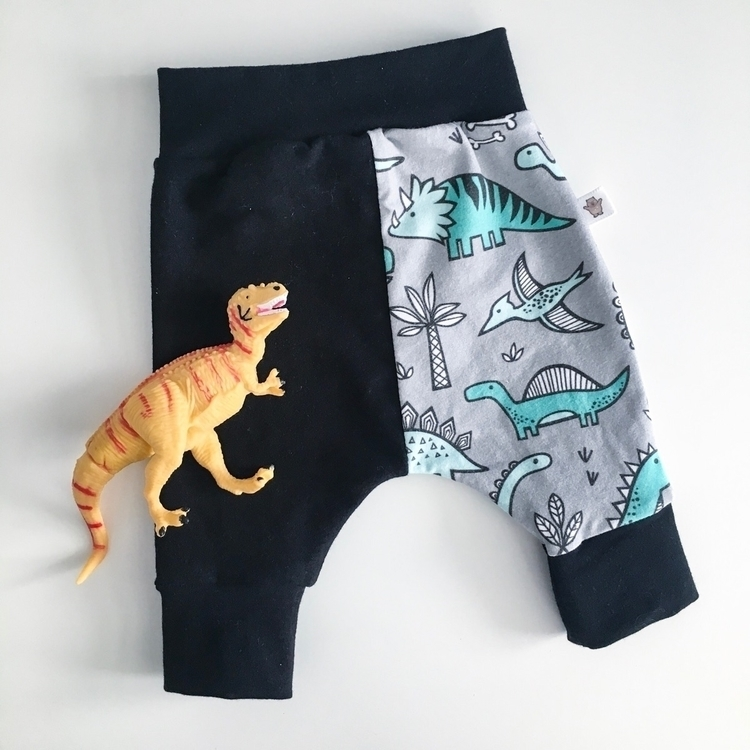 🦎 Rooaaarrr!! fabric pair colou - littlewombatcrafts | ello
