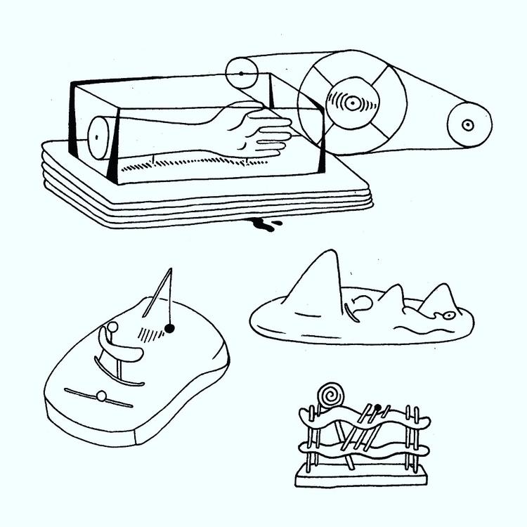Impressions Giacometti sketches - mico_l | ello