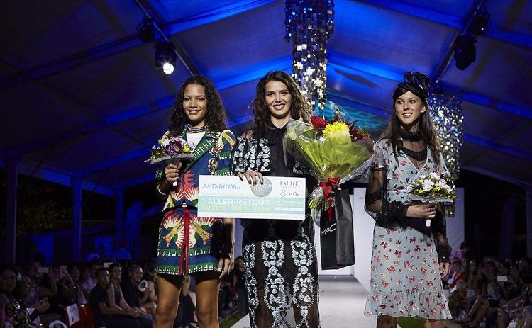 Brave Models vola Polinesia la  - bravemodels | ello