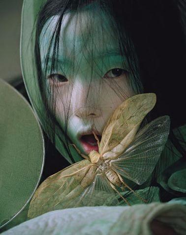 Xiao-Wen Ju Tim Walker Magazine - ohgoodgoods_mag | ello