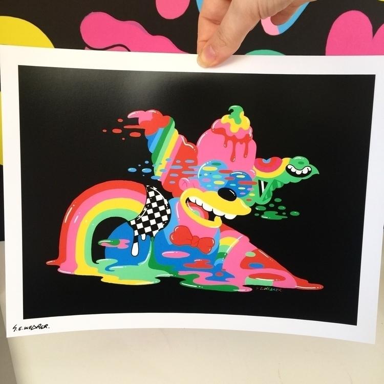 drippy Krusty prints 50! Printe - ms_wearer | ello