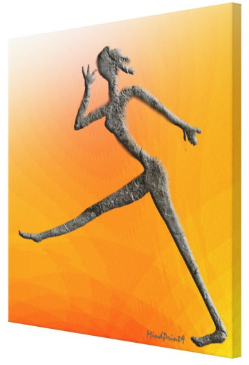 Ancient Danseuse - monoshko | ello