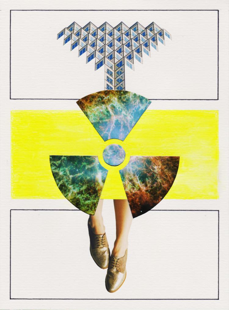 1986 - Collage, Analogue, Colagem - marianabastoscollage | ello