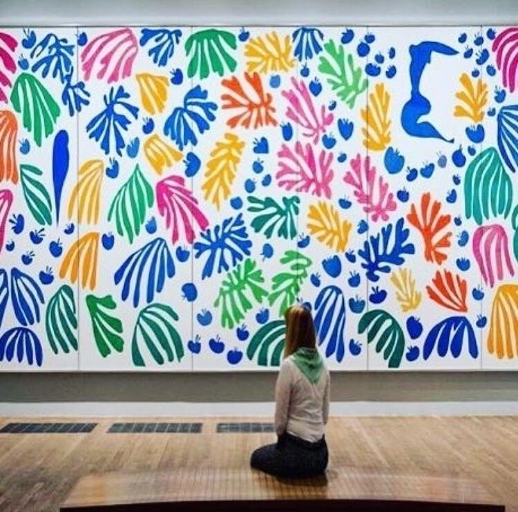 Repost Matisse 31 December 1869 - bitfactory | ello