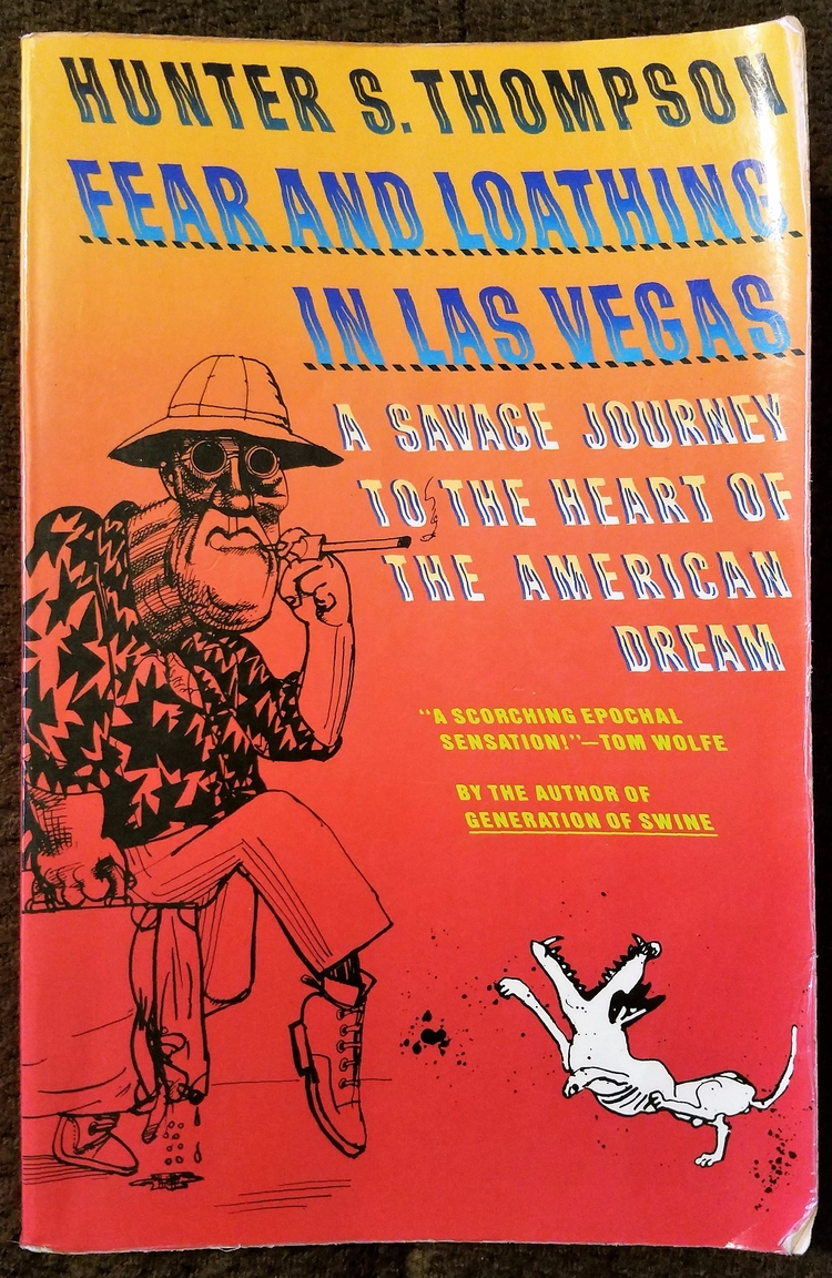 """Read Damn Book – 037: Fear Loa - richardfyates   ello"