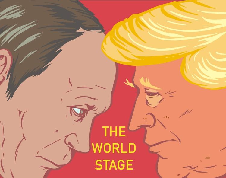 World Stage - illustration - thomcat23   ello