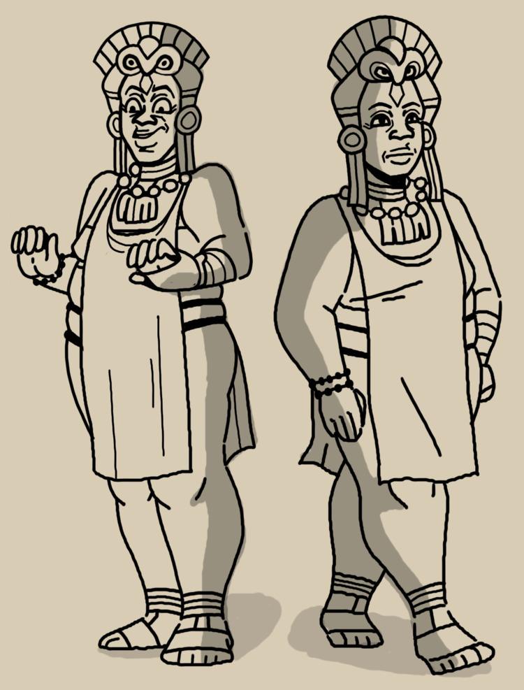 doodles Jodehn - emkdraws | ello