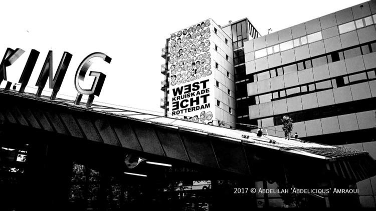 king, Rotterdam, kruisplein, westkruiskade - abdelicious | ello