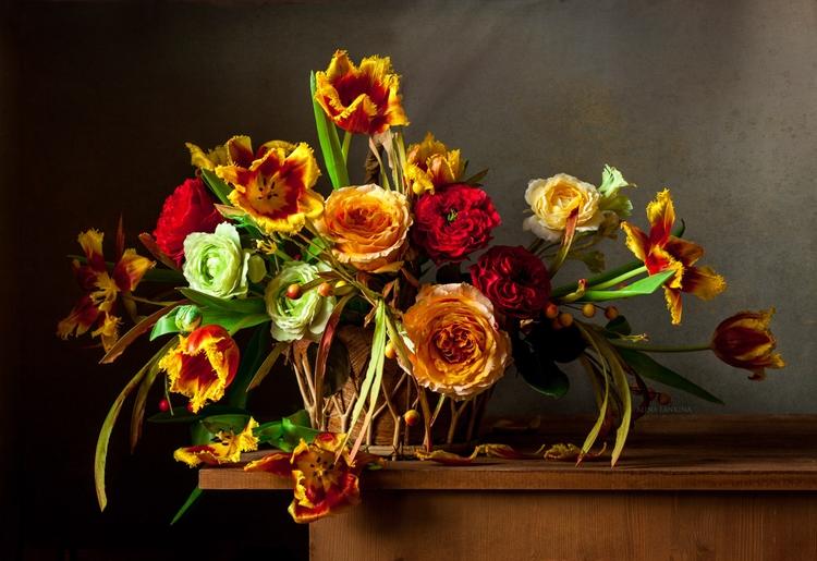 flowers beuatifull - actyon | ello