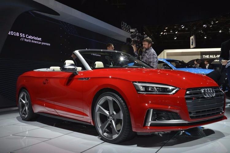 2017 Audi - actyon | ello