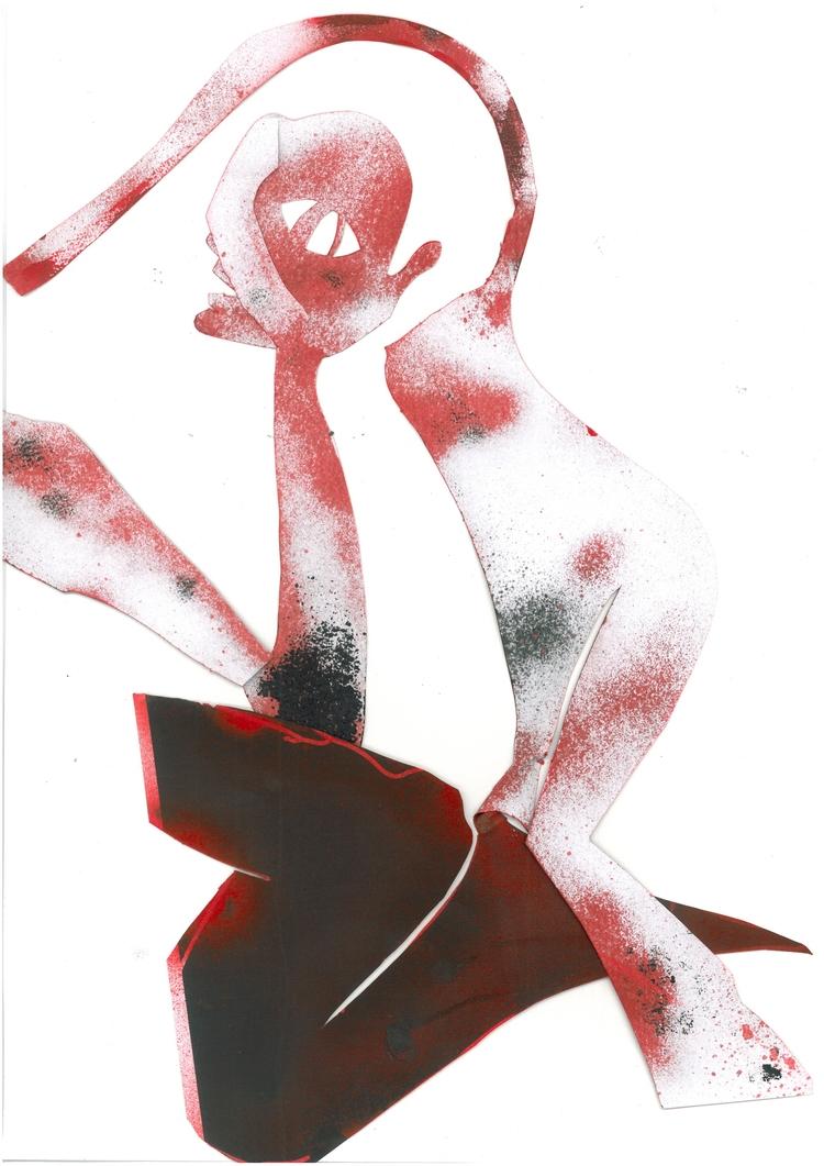 BRASSE, part II 2017, stencil/a - doniajornod | ello