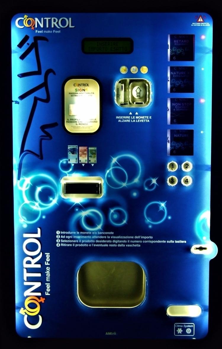Condom Machine, Turin Odyssey F - finncargill | ello