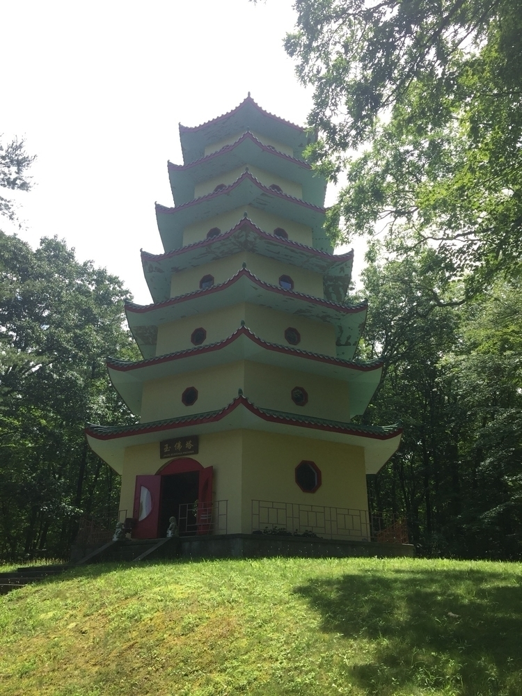 Jade Buddha Pagoda - thevanpirechronicles | ello