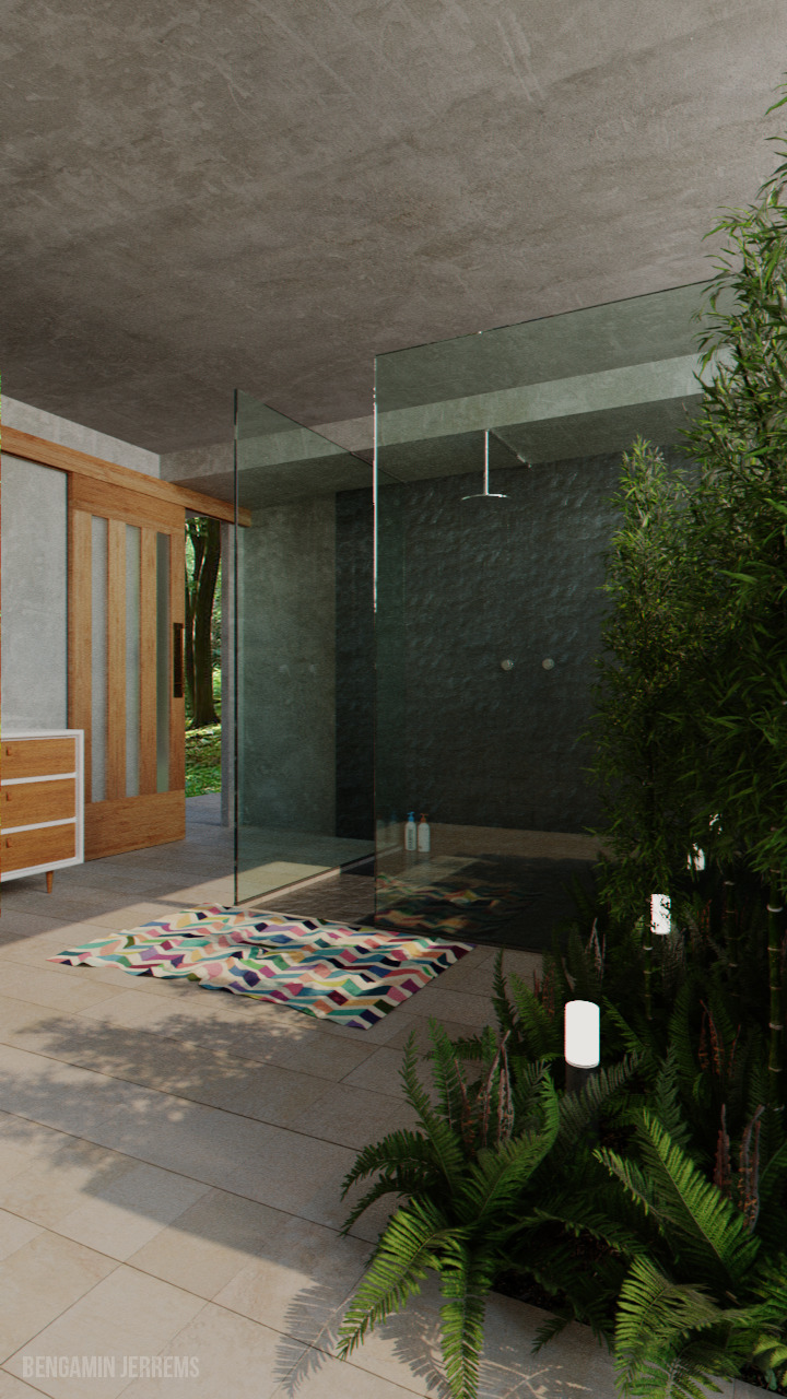 'Open Bathroom - bathroom, coronarender - bengaminjerrems | ello