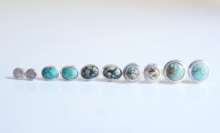 stud earrings 3pm (MT) Shop - dwccreative | ello