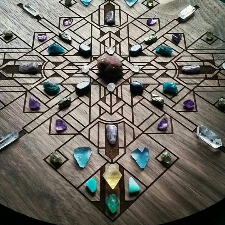 Denver area! Interested crystal - sacredservicereiki | ello