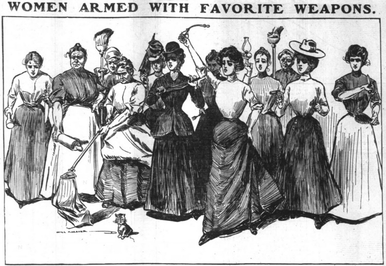 Women weapons Chicago Tribune,  - rickwayne | ello