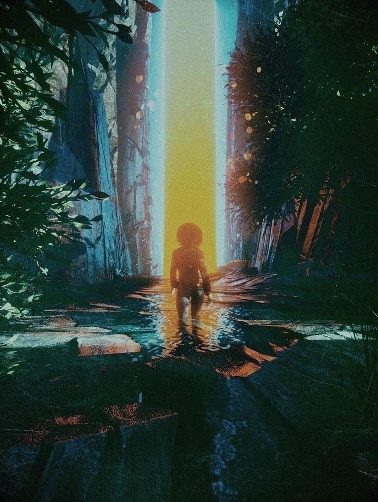 POINT referenced Final Fantasy  - polygonatic | ello
