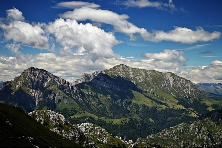 View top. Mt Grigna Grignetta R - andreameli | ello