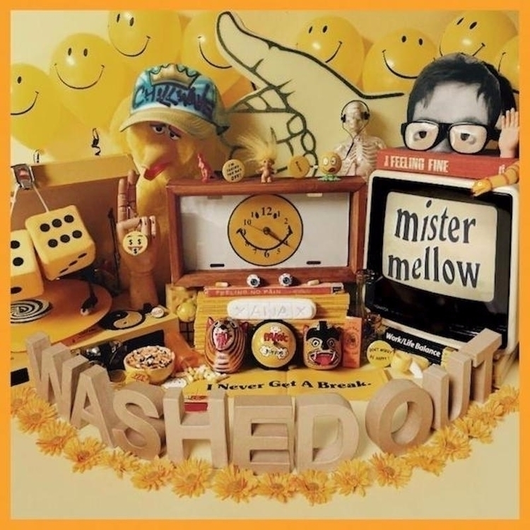 Washed – Mister Mellow - AlbumoftheWeek: - shueee | ello