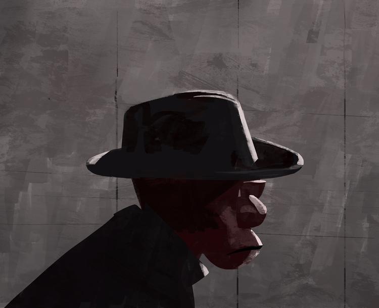 Healer - illustration, drawing, johnnyleehooker - cesdavolio | ello