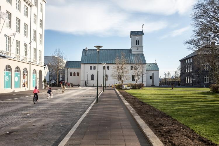 city Reykjavik, Iceland - danielkrieger | ello
