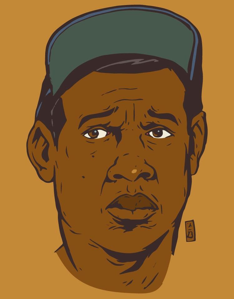 Jigga - illustration - thomcat23 | ello
