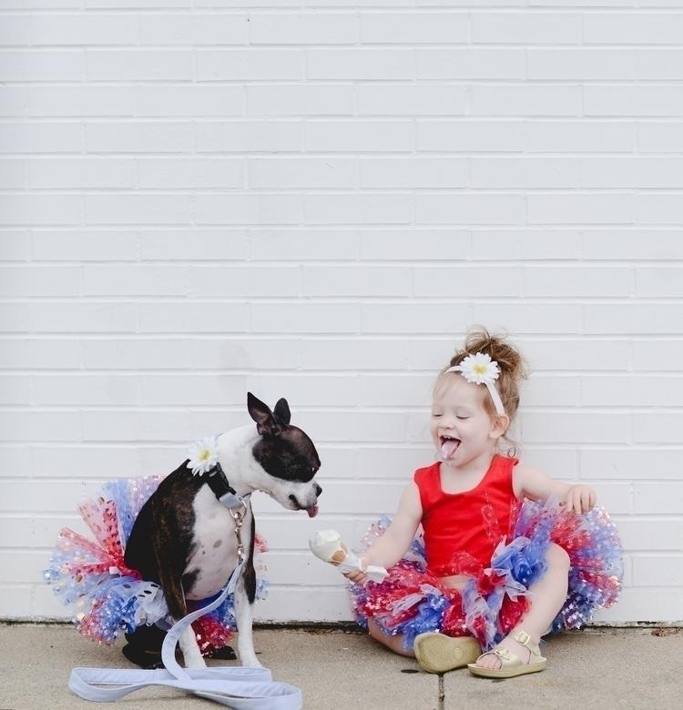 Grab pup matching tutus shop!  - jazzygdesigns | ello