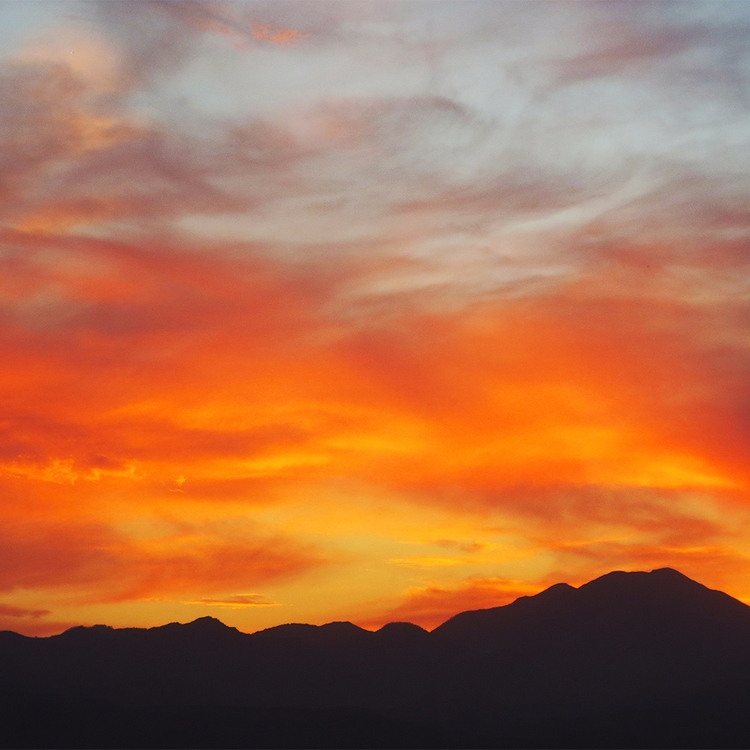 Fire sky - photography, image, picture - anishacreations | ello