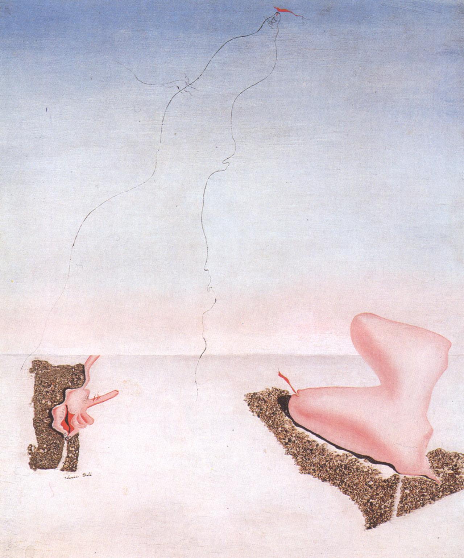 Unsatisfied Desires Salvador Da - modernism_is_crap | ello