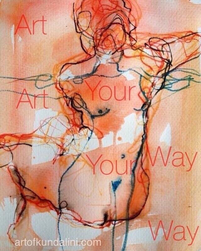 Art - art, artofkundalini, love - arnabaartz | ello