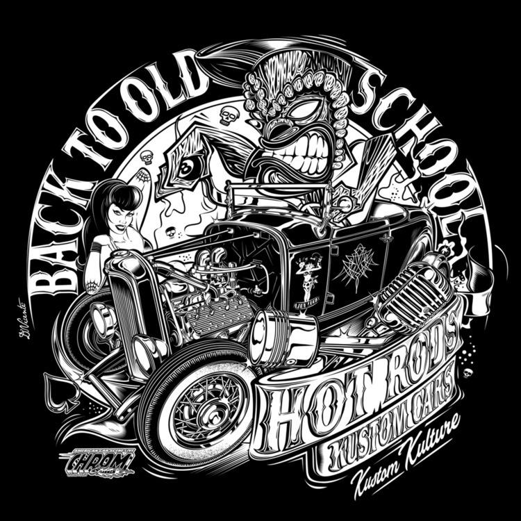 SCHOOL - CHROM FLAMMEN...2017  - dvicente777 | ello