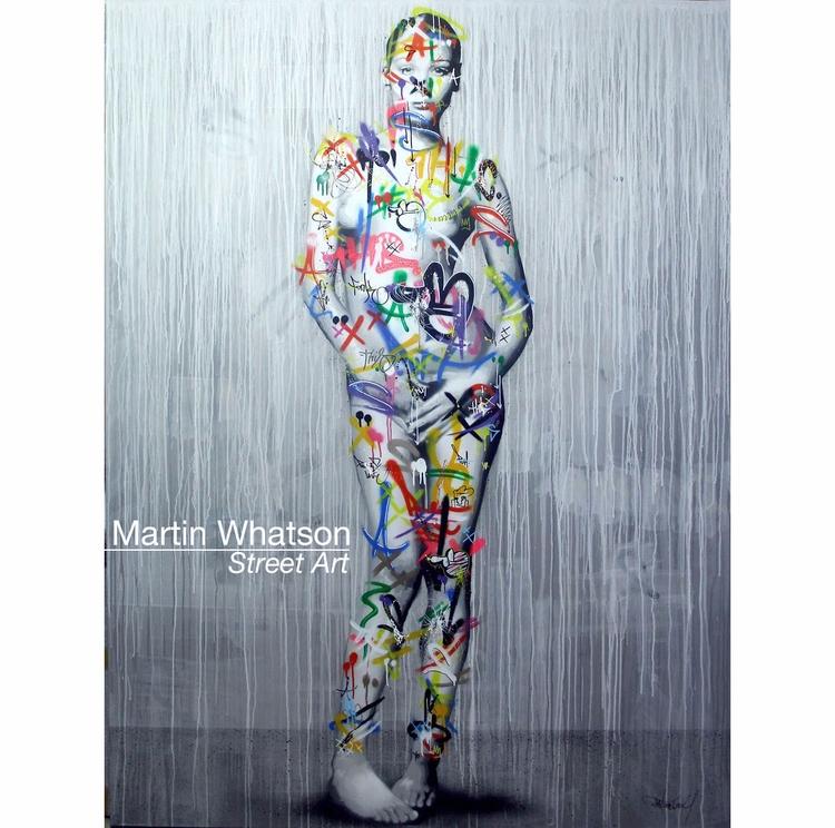 Discover Street Art Martin What - velvetandpurple | ello