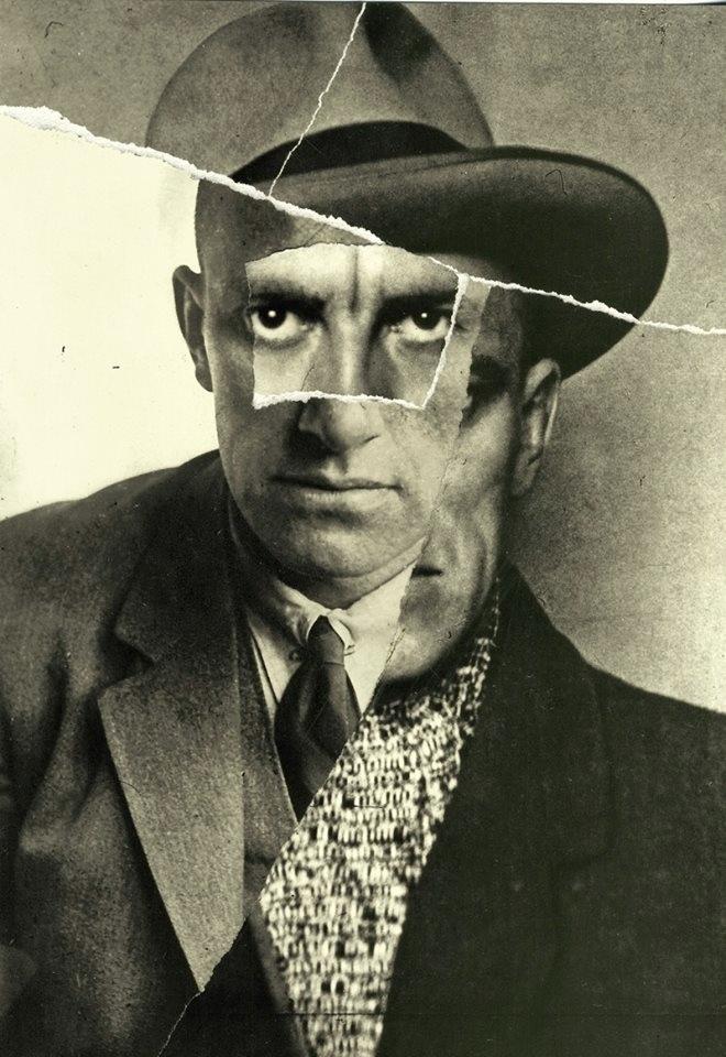 HEROES, Mayakovsky - artist, writer - johnhopper | ello