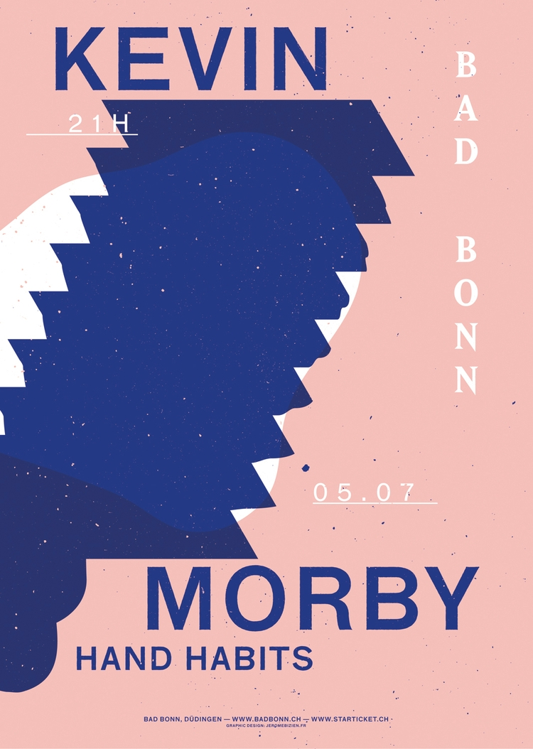 Poster Kevin Morby Bad Bonn. in - vekalex | ello