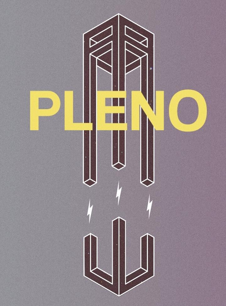 PLENO! [  - design, logo, typography - valenvq | ello