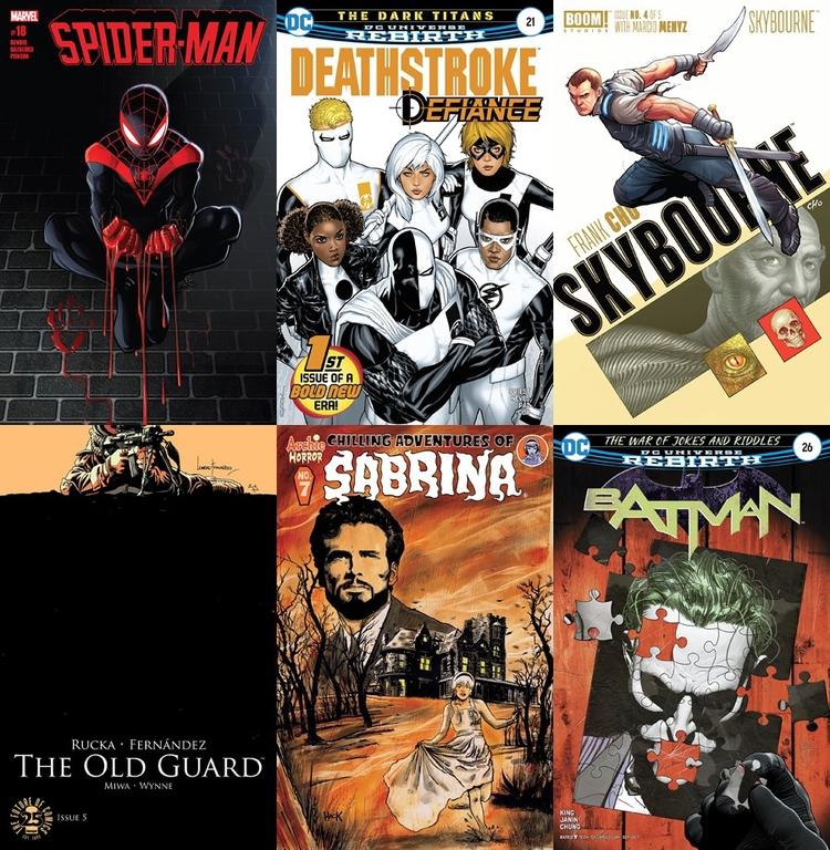 Rack Comics - 51 - comicbuzz | ello