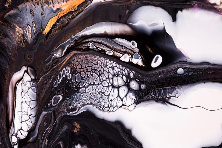 Painting /001 - photography, macro - davyevans | ello