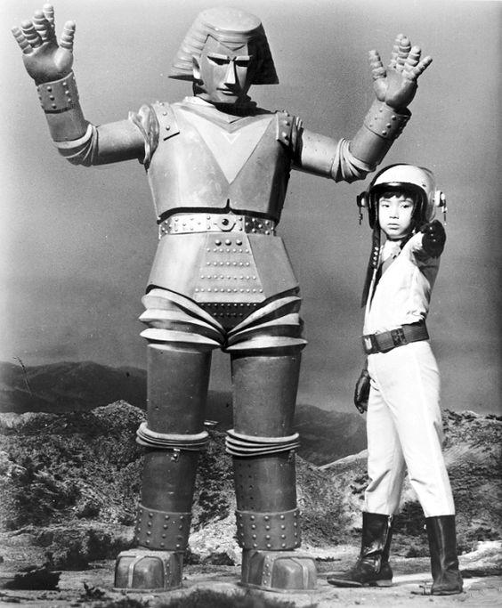 Johnny Sokko Flying Robot - dj_ratedm | ello