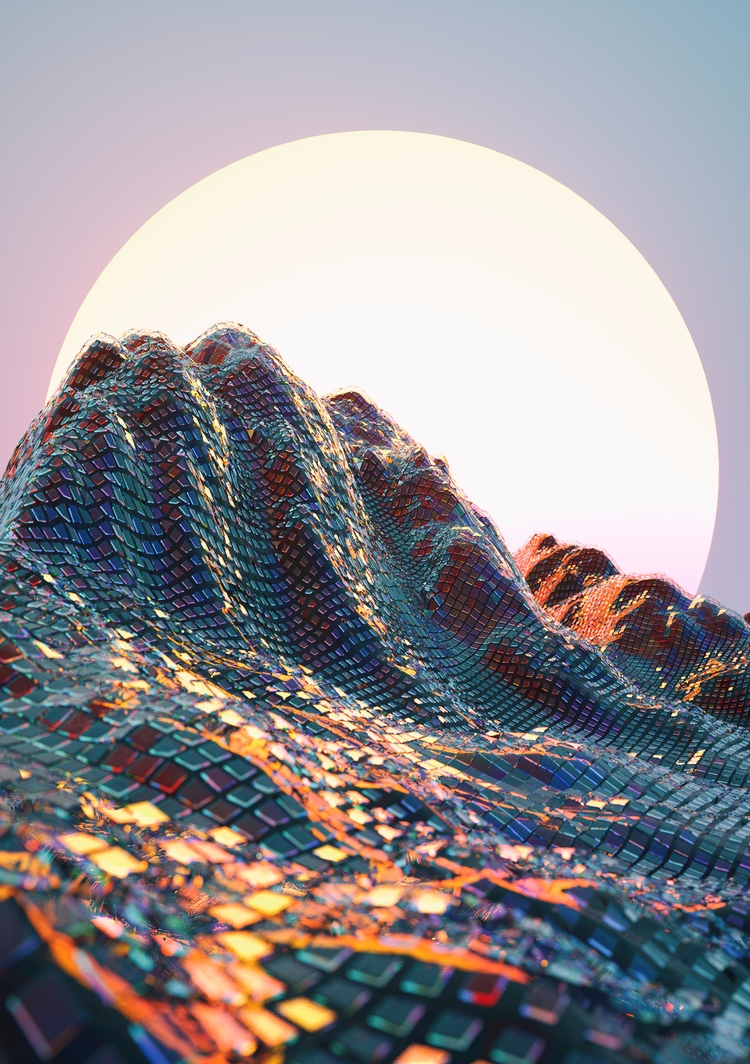 SU_0001 - cinema4d, c4d, art, design - fvckrender | ello