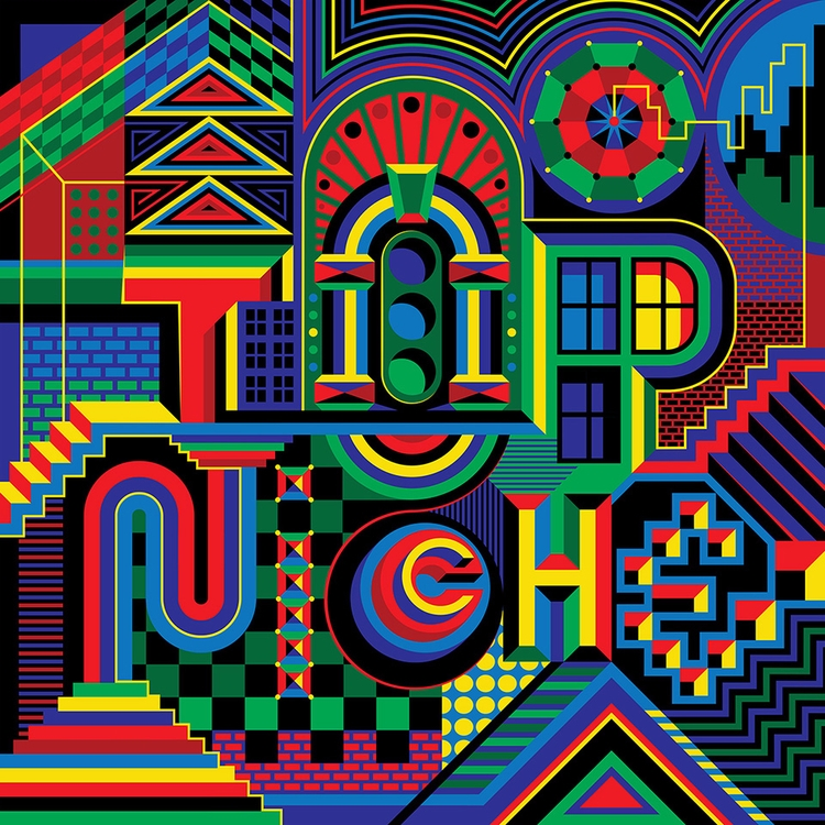 TOP NICHE - 2O17WordPlay, Letterformations - mwm_graphics | ello