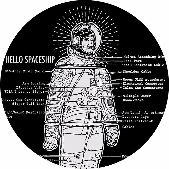 Design Spaceship - design, graphicdesign - hellospaceship | ello