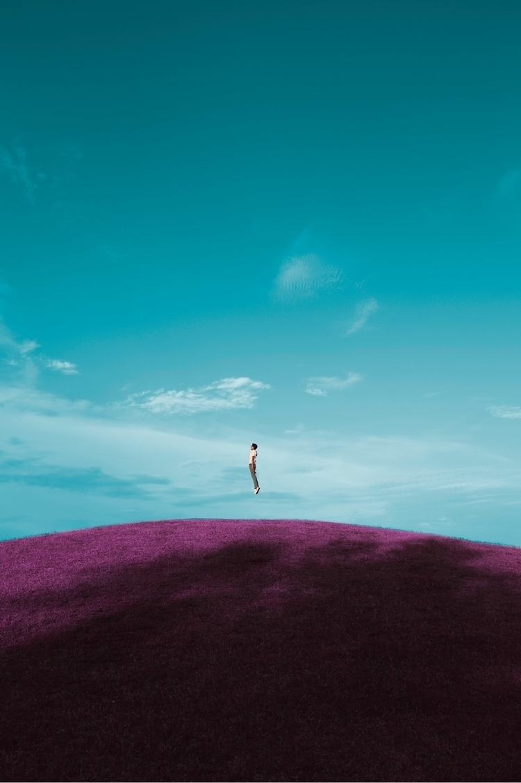 levitate inspired - felix_a | ello