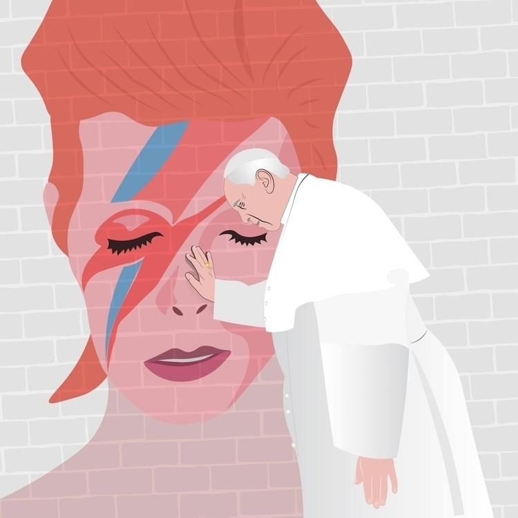 Pope wall sandromartini.com liv - sandromartini | ello
